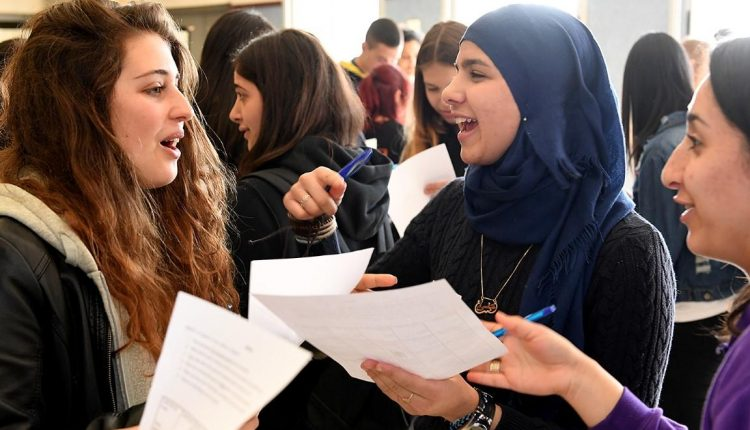 """""""We are the Same"""", say Jewish and Arab youth."""