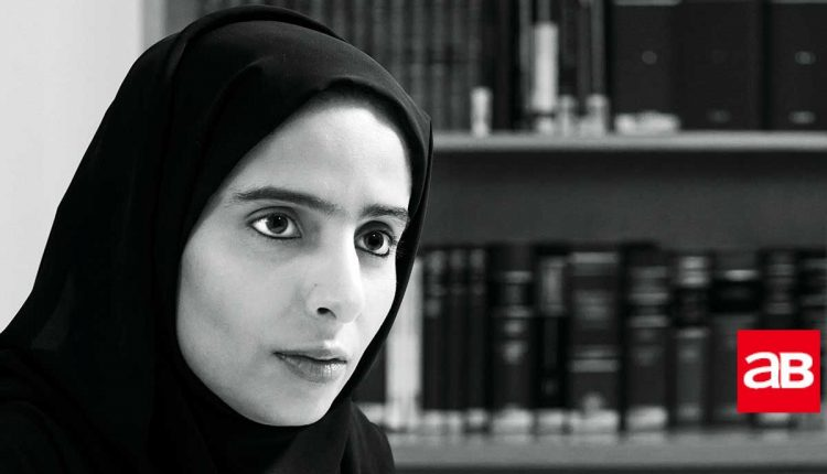 Equal before the law: DIFC Courts CEO Amna Al Owais_5f805236414cb.jpeg
