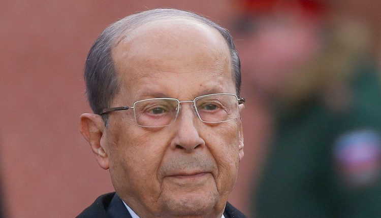 Lebanon's exit from crisis hinges on new PM, says President_5f960caf1e44b.jpeg